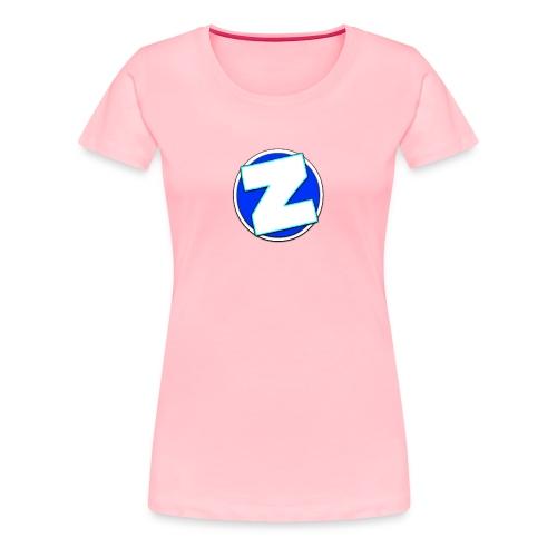 IMG Zarmx - Women's Premium T-Shirt
