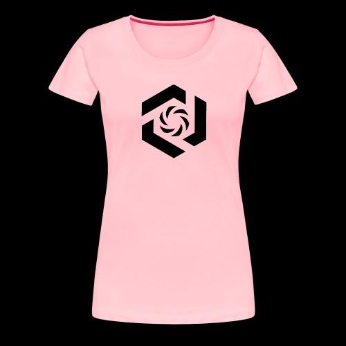 Vision towards God - Women's Premium T-Shirt