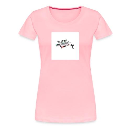 Conquerors - Women's Premium T-Shirt