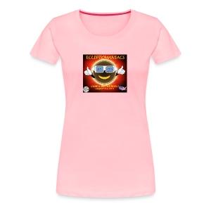 Ecliptomaniacs Eclipse Show - Women's Premium T-Shirt