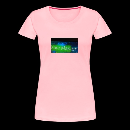 XoreMasterStore buy things it will make you cool.. - Women's Premium T-Shirt