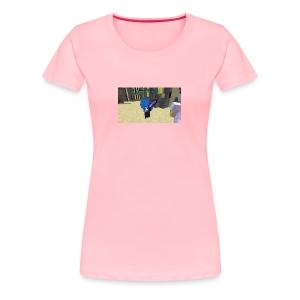 bluebear - Women's Premium T-Shirt