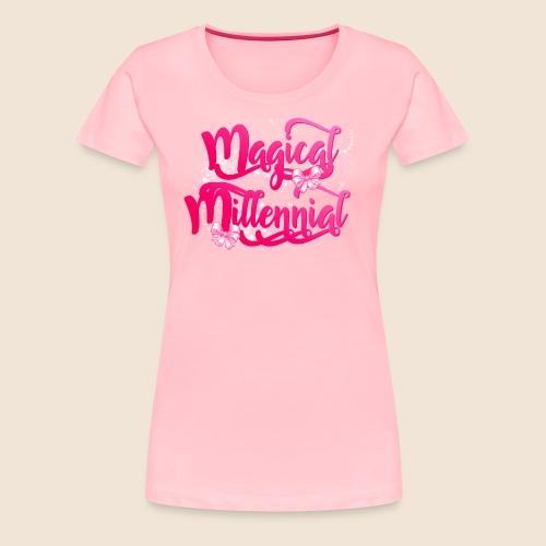 Magical Millennial - Women's Premium T-Shirt