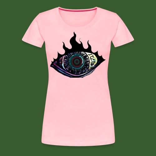 FireEye - Women's Premium T-Shirt