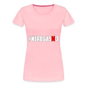 Nerdgasmo Marvelita - Women's Premium T-Shirt