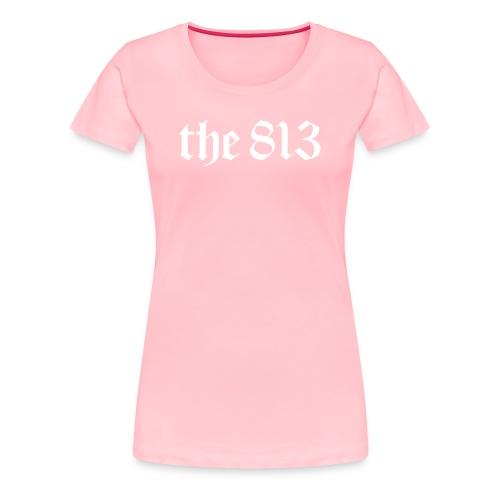 OG 813 Tee - Women's Premium T-Shirt