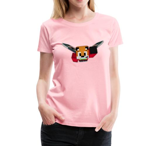 Flying - Women's Premium T-Shirt