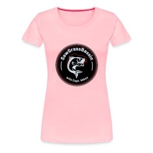 SawGrassBassin SWAG - Women's Premium T-Shirt
