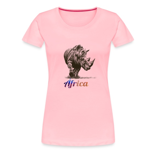 Say NO TO INDISCRIMINATED HUNT - Women's Premium T-Shirt