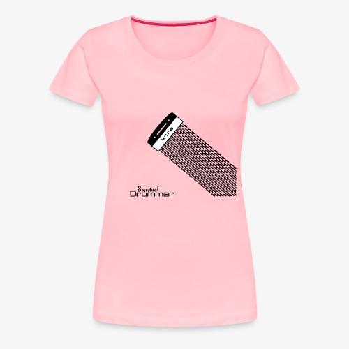 Wire Design - Women's Premium T-Shirt