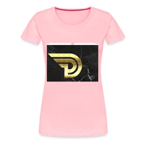 Dp merch - Women's Premium T-Shirt