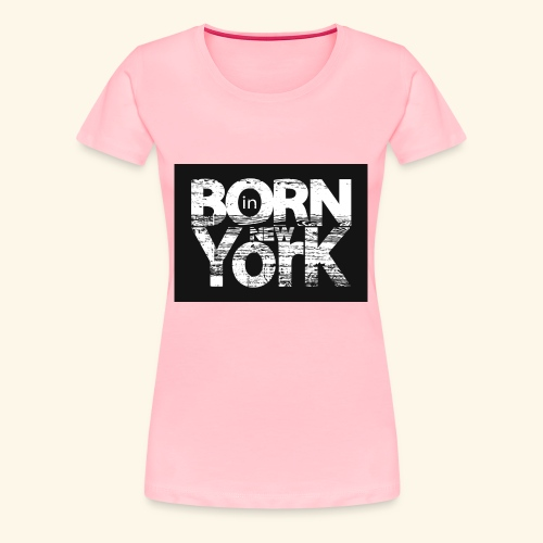 NewYork - Women's Premium T-Shirt