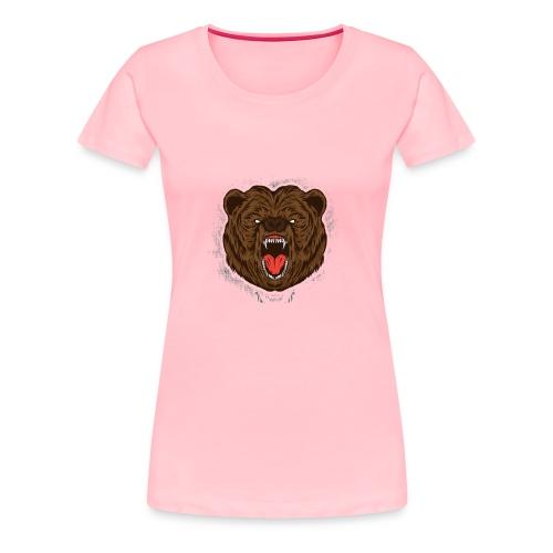 THE BEAST - Women's Premium T-Shirt