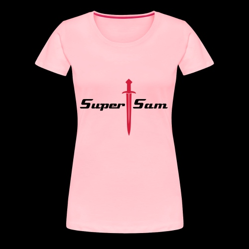 SuperSamB - Women's Premium T-Shirt