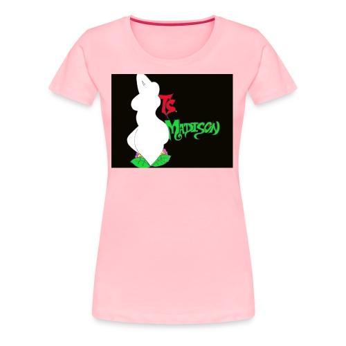 ts madison fan made design - Women's Premium T-Shirt