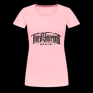 TDR - Tees Black Ink - Women's Premium T-Shirt