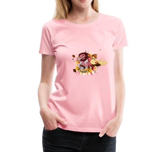 Duo Edition - Women's Premium T-Shirt