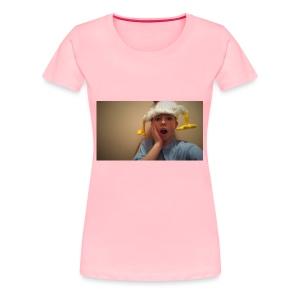 Kale Garrison Chicken Head - Women's Premium T-Shirt
