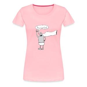 Captain Underpants - Women's Premium T-Shirt
