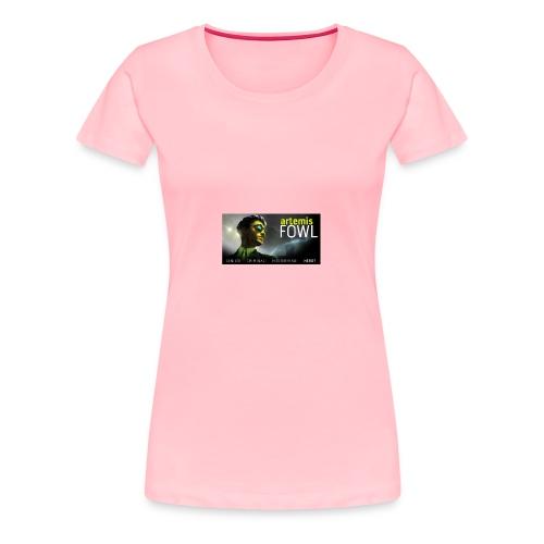 Artemis Fowl Fans - Women's Premium T-Shirt