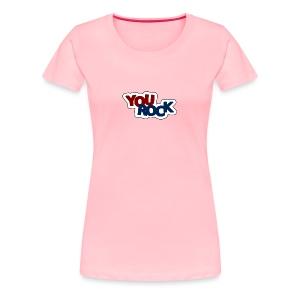 YOU ROCK - Women's Premium T-Shirt