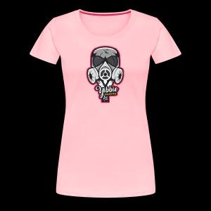 Yibbie's Official Logo - Women's Premium T-Shirt