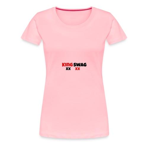 XxKingSwagxX - Women's Premium T-Shirt