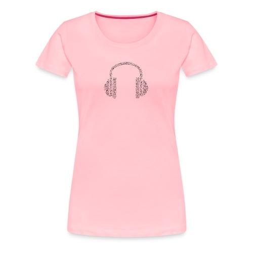 Music lover - Women's Premium T-Shirt