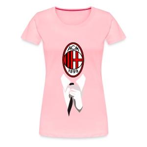 AC Milan - Women's Premium T-Shirt