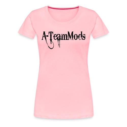 A-TeamMods - Women's Premium T-Shirt