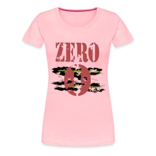 Zero - Women's Premium T-Shirt