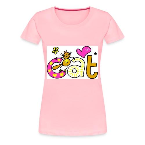 cat 1 - Women's Premium T-Shirt