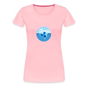 0AD877E5 1224 4CC0 96C5 8F1651B985CB - Women's Premium T-Shirt
