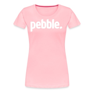 Pebble. V2 - Women's Premium T-Shirt