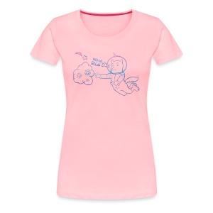 Meet GitLab CI/CD! - Women's Premium T-Shirt