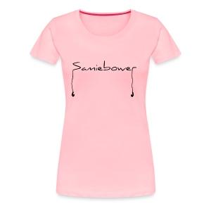 Dark Bower - Women's Premium T-Shirt