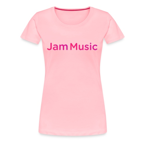 Jam Music - Women's Premium T-Shirt