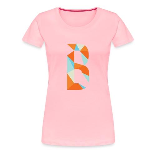 Simple Tee B - Women's Premium T-Shirt