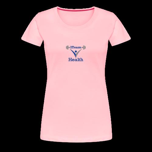 1TeamHealth Member - Women's Premium T-Shirt