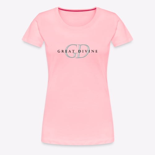 great divine - Women's Premium T-Shirt