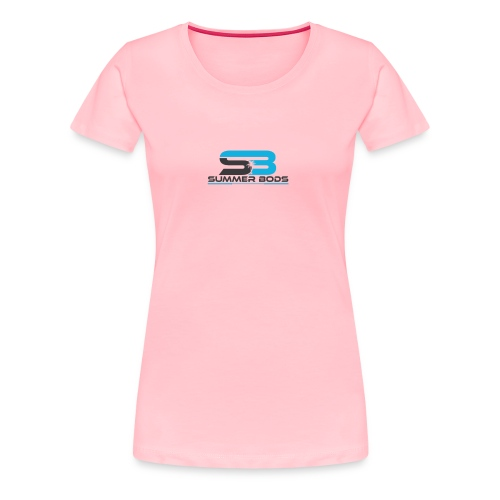 Summer Bods Apparel - First Edition - Women's Premium T-Shirt