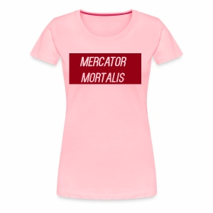 Blood Red Basic - Women's Premium T-Shirt