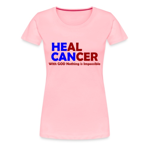 He Can - Women's Premium T-Shirt