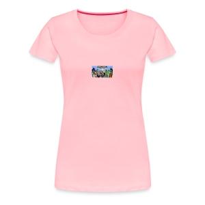 th - Women's Premium T-Shirt