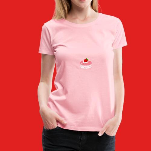 Cherry cake - Women's Premium T-Shirt