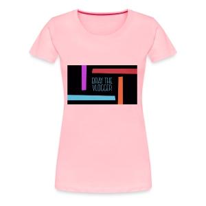 The intro merch - Women's Premium T-Shirt