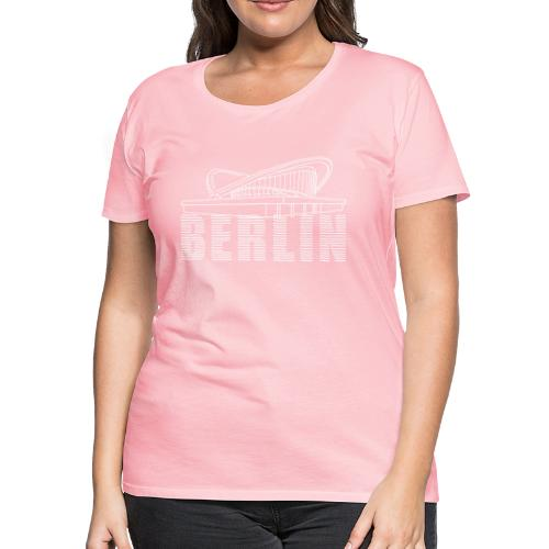 Pregnant oyster Berlin - Women's Premium T-Shirt