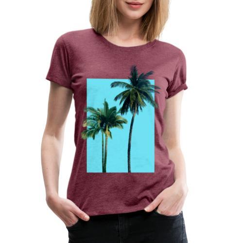 Palms - Women's Premium T-Shirt