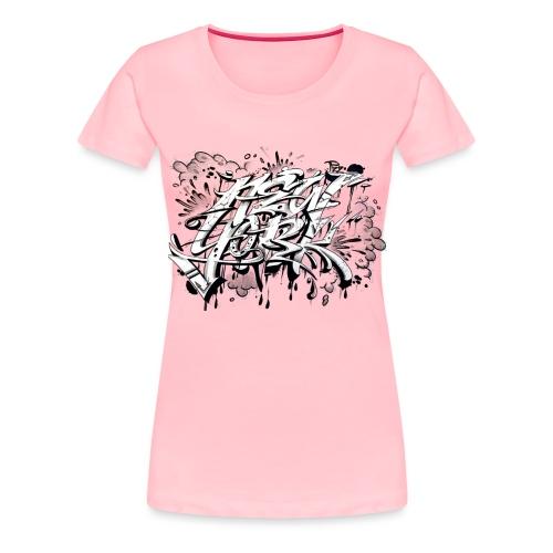 Rez - NYG Design - Women's Premium T-Shirt
