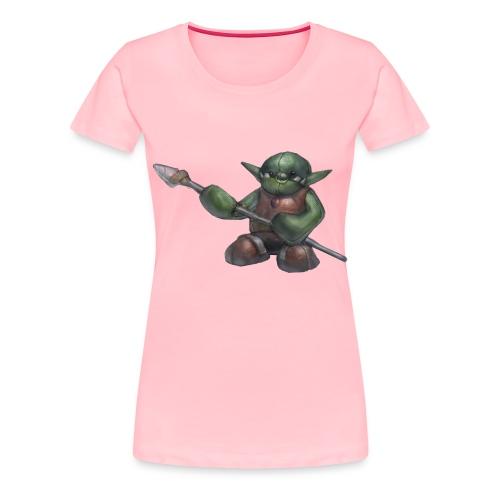Ferocious Orc m - Women's Premium T-Shirt